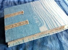 linen book